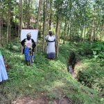 The Water Project: Samisbei Community, Isaac Rutoh Spring -  Women Leading The Fight Against Spread Of Coronavirus