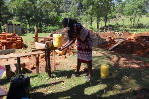The Water Project:  A New Handwashing Point