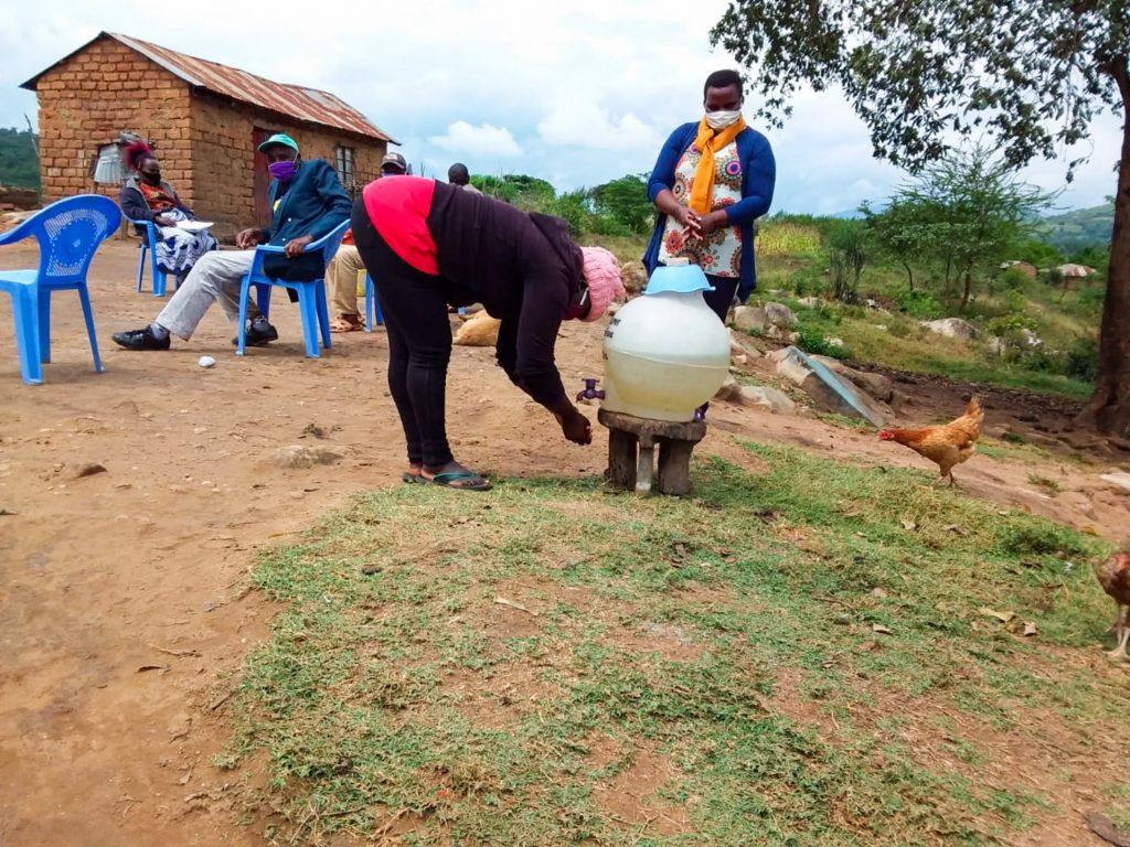 The Water Project : covid19-kenya18215-handwashing-2