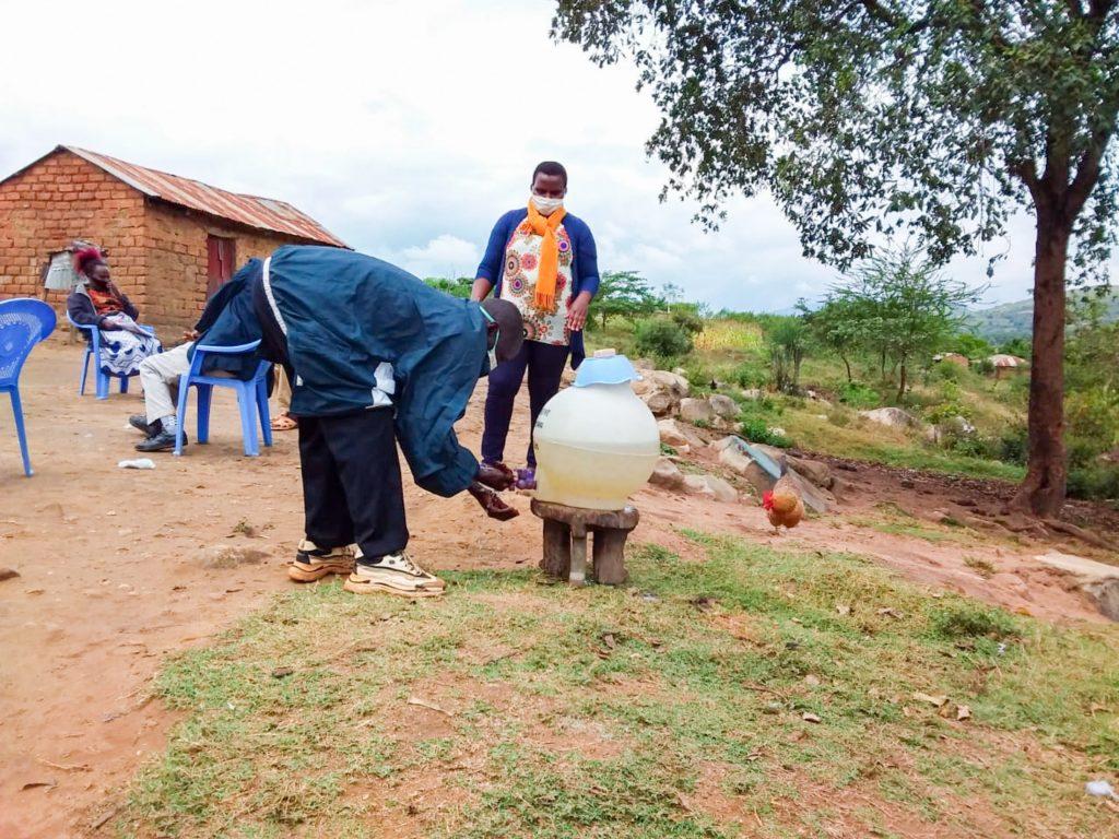 The Water Project : covid19-kenya18215-handwashing-demonstration-2