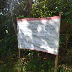 The Water Project: Mukoko Community, Mukoko Spring -  The Chart At Mukoko Spring