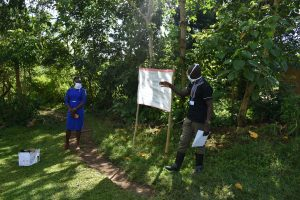 The Water Project:  The Facilitator Leading Using The Chart