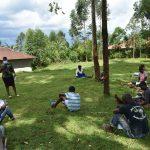 The Water Project: Sichinji Community, Makhatse Spring -  Social Distancing