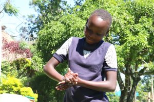 The Water Project:  Proper Handwashing Training