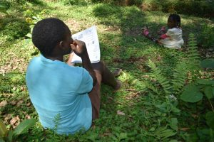 The Water Project:  Following Training Using Handouts