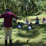 The Water Project: Wajumba Community, Wajumba Spring -  Training Session