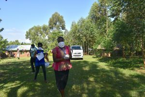 The Water Project:  Facilitators Arrive In Musango Community