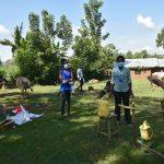 The Water Project: Musango Community, Mwichinga Spring -  Handwashing