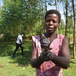 The Water Project: Musango Community, Mwichinga Spring -  Handwashing Steps Demonstration