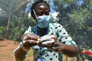 The Water Project:  Clean Hands Keep Virus At Bay