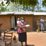 The Water Project: Musango Community, Mushikhulu Spring -  Handwashing Demonstration