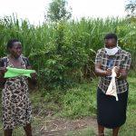 The Water Project: Burachu B Community, Namukhuvichi Spring -  Mask Tutorial