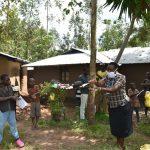 The Water Project: Burachu B Community, Namukhuvichi Spring -  The Handwashing Exercise