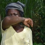 The Water Project: Burachu B Community, Namukhuvichi Spring -  How We Learned To Sneeze Or Cough