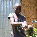 The Water Project: Imbinga Community, Arunga Spring -  Handwashing Demonstration