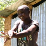 The Water Project: Imbinga Community, Arunga Spring -  Handwashing Demonstrations