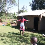 The Water Project: Kambiri Community, Sachita Spring -  Illustrating Social Distancing Check