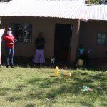 The Water Project: Kambiri Community, Sachita Spring -  Jacky Shigali Conducting Training