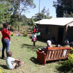 The Water Project: Kambiri Community, Sachita Spring -  Mask Tutorial