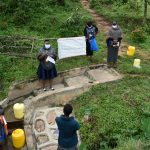 COVID-19 Prevention Training Update at Shaban Opuka Spring