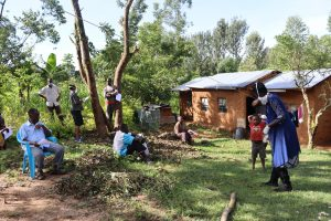 The Water Project:  Ongoing Training In Mulutondo Community