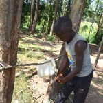 The Water Project: Maondo Community, Ambundo Spring -  Thorough Cleaning Of The Hands