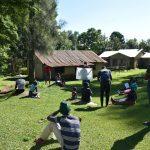 The Water Project: Malimali Community, Shamala Spring -  Community Member Reacting To The Training