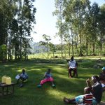 The Water Project: Malimali Community, Shamala Spring -  Ten Handwashing Steps Illustration