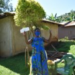 The Water Project: Imbinga Community, Imbinga Spring -  Air Greetings Recommended
