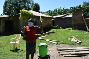 The Water Project:  Handwashing With Soap And Water Encouraged