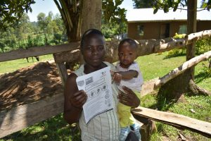 The Water Project:  Using Handouts At The Training