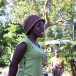 The Water Project: Buyangu Community, Mukhola Spring -  Community Member Reacts To The Training