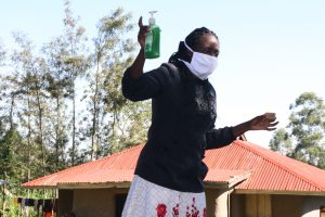 The Water Project:  Use Of Soap And Water Is Essential To Put The Virus At Bay