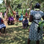 The Water Project: Shisere Community, Richard Okanga Spring -  Ongoing Training
