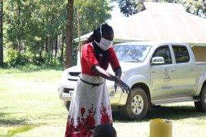 The Water Project:  Handwashing Ten Steps