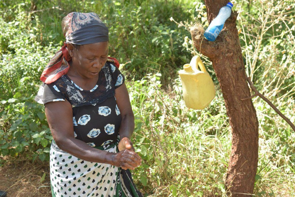 The Water Project : covid19-kenya19196-handwashing-1