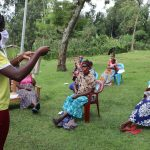 COVID-19 Prevention Training Update at Otsimi Spring