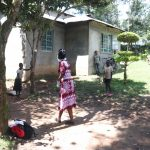 The Water Project: Mwinaya Community, Severe Spring -  Sensitizing Community Children On Avoiding Coronavirus
