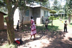 The Water Project:  Sensitizing Community Children On Avoiding Coronavirus