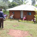 The Water Project: Mutambi Community, Kivumbi Spring -  Conducting Training At Kivumbi Spring