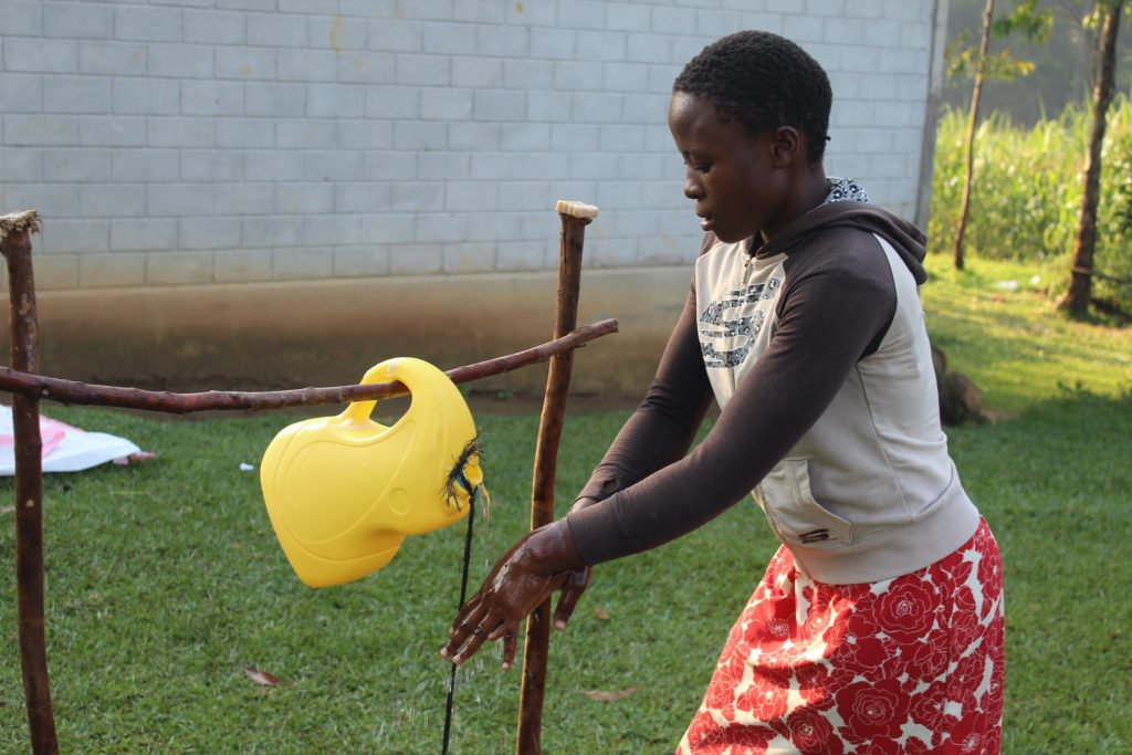 The Water Project : covid19-kenya4717-handwashing-stations-2
