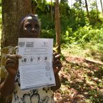 The Water Project: Elunyu Community, Saina Spring -  A Swahili Translated Handout