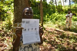 The Water Project:  A Swahili Translated Handout