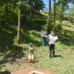 The Water Project: Elunyu Community, Saina Spring -  Ongoing Training At Saina Spring