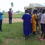 The Water Project: Bulukhombe Primary School -  Vote Of Thanks For Training From Schoolteacher