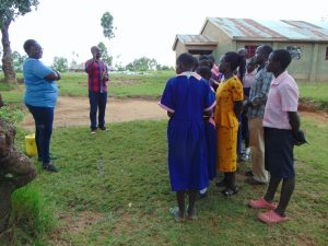The Water Project:  Vote Of Thanks For Training From Schoolteacher