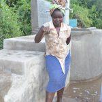 The Water Project: Nzimba Community A -  Eunice Makasi