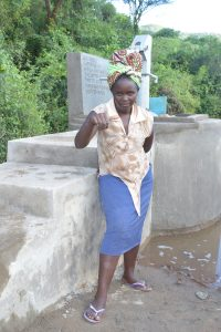 The Water Project:  Eunice Makasi
