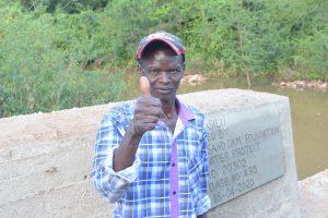 The Water Project:  Mwendwa Maithya