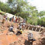 The Water Project: Nzimba Community -  Kenya Iii